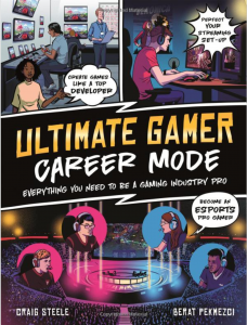 Ultimate Gamer Book