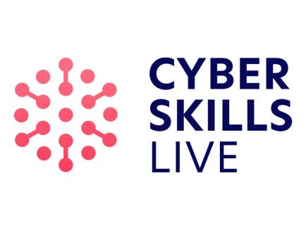 Cyber Skills Live Logo